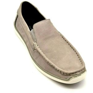 Hush Puppies Toby Venetian Leather Loafer 10.5 New